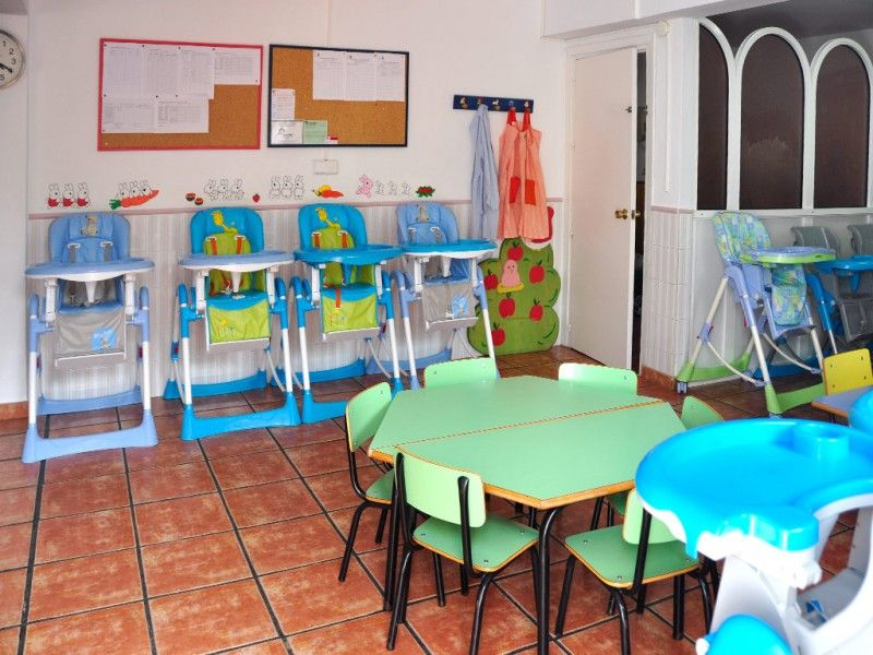 Comedor Escuela Infantil Coleta