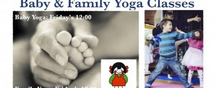 Baby & Familiy Yoga - EI Coleta