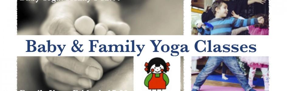Yoga & Family Yoga
