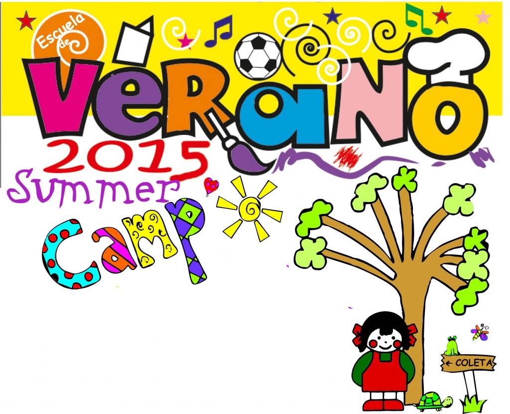 Curso Verano 2015 - Escuela Infantil Coleta